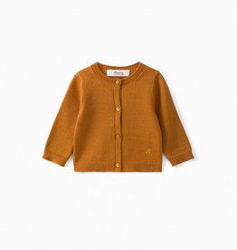 Merino Wool Cardigan - 12 months