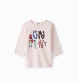Pink Bonpoint Shirt - 18 months