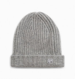 Grey Cashmere Toque