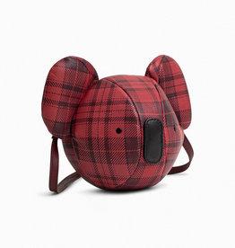 Plaid Koala Bag