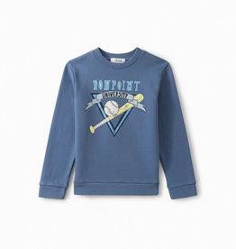 Blue Baseball Sweatershirt
