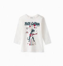 Dino Guitar Shirt