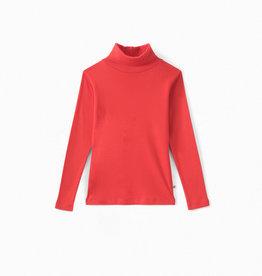 Red Turtleneck - Size 4