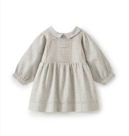 Pepina2 Pleated Dress - 3 Years
