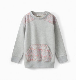 Liberty Print Sweater