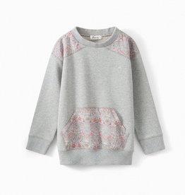 Liberty Print Sweatershirt