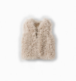 Poppy2 Shearling Vest
