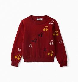 Cherry Sweater - 4 Years