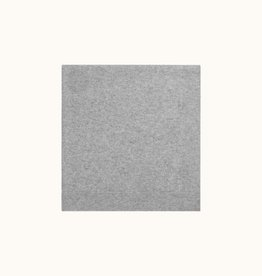 Grey Cashmere Blanket