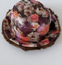 Liberty Print Waxed Hat
