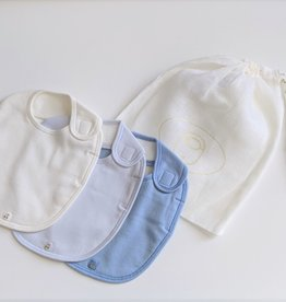 Organic Cotton Bib Set