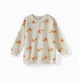 Floral Sweatshirt - 8 years