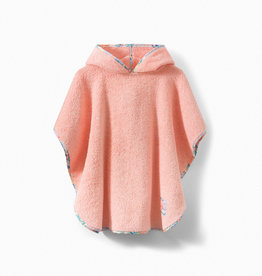 French Terry Hooded Poncho
