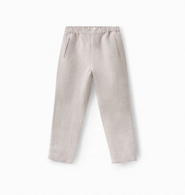 Saul Linen Blend Pants