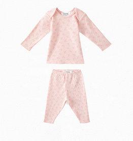 Floral Pink Pyjamas