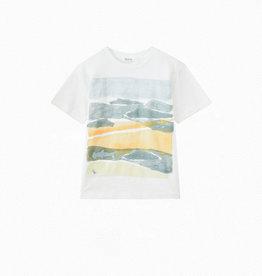 White Beach Shirt