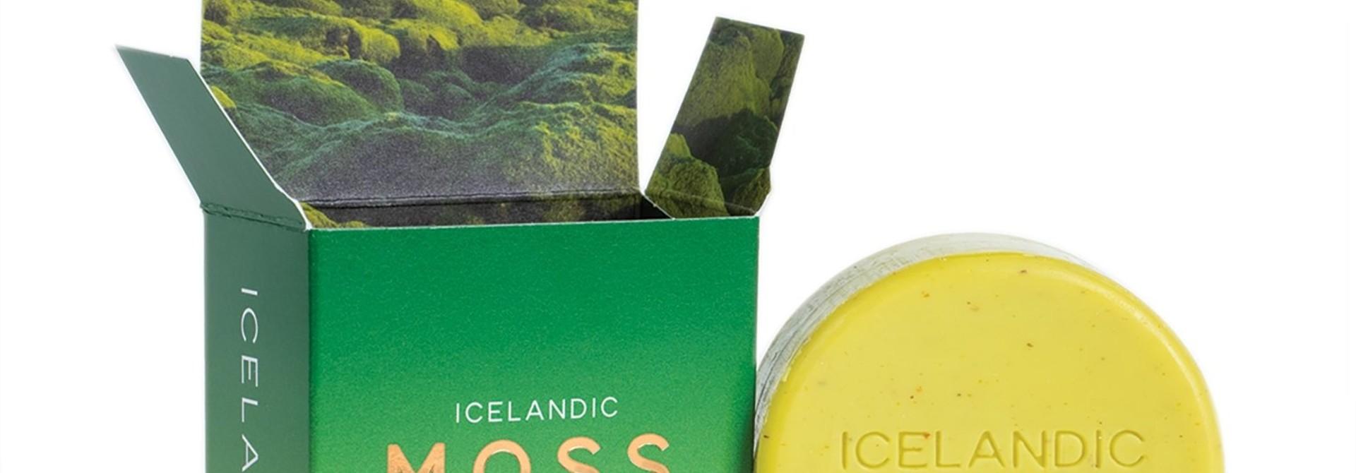 HALLÓ SÁPA - Icelandic Moss
