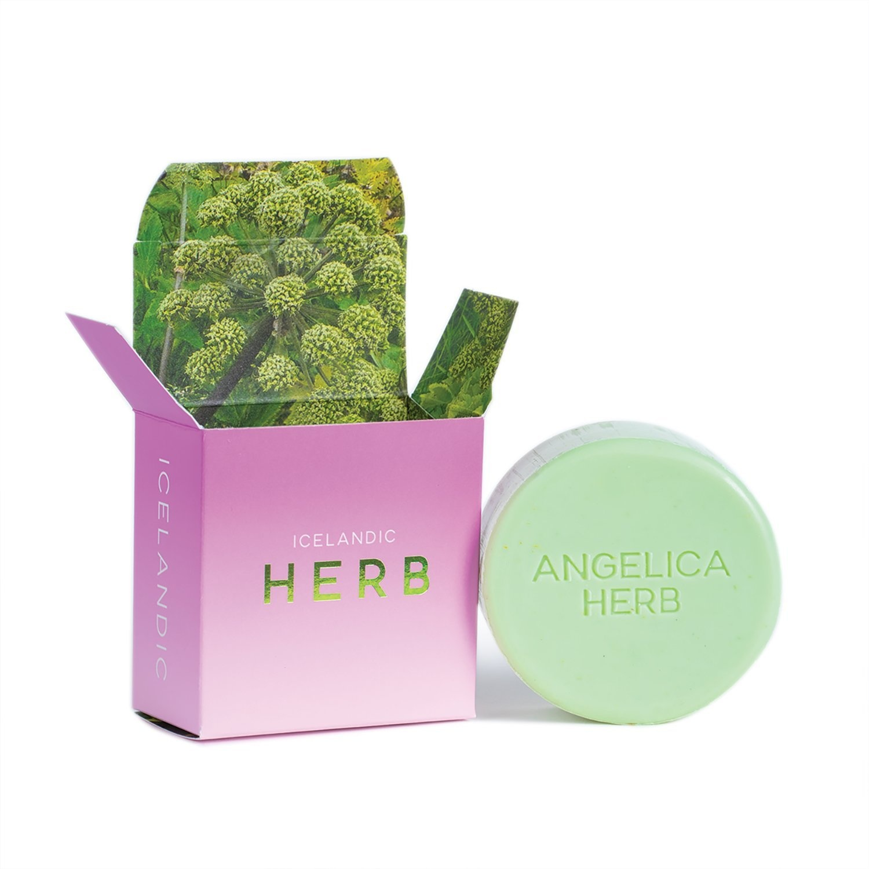 HALLÓ SÁPA - Angelica Herb-1