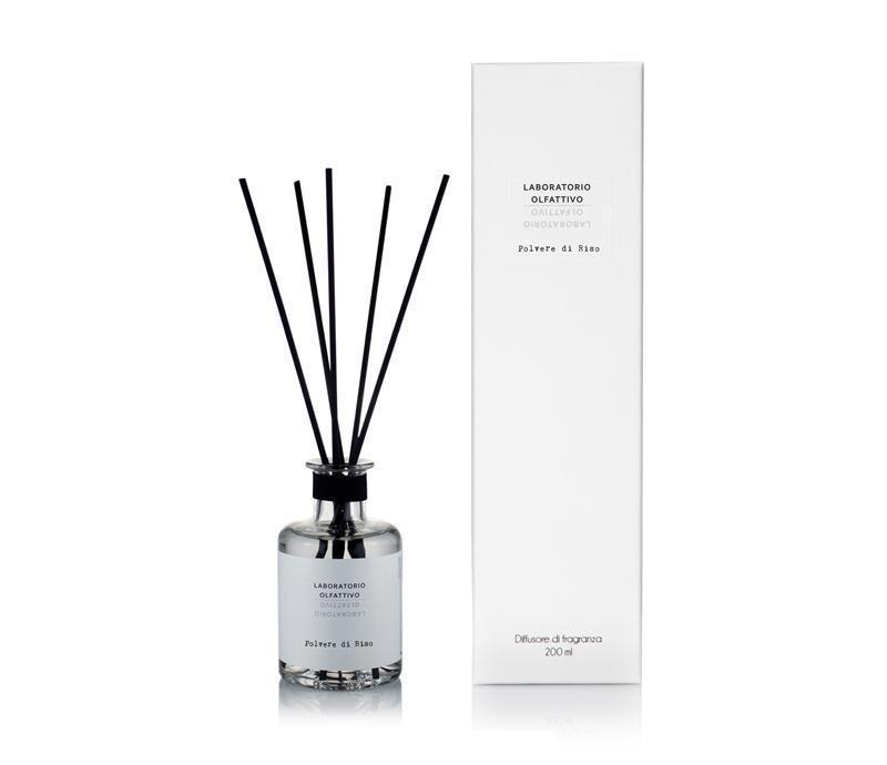 Polvere di Riso - 200ml Fragrance Diffuser-1