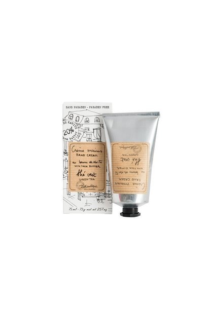 Green Tea - 75ml Hand Cream