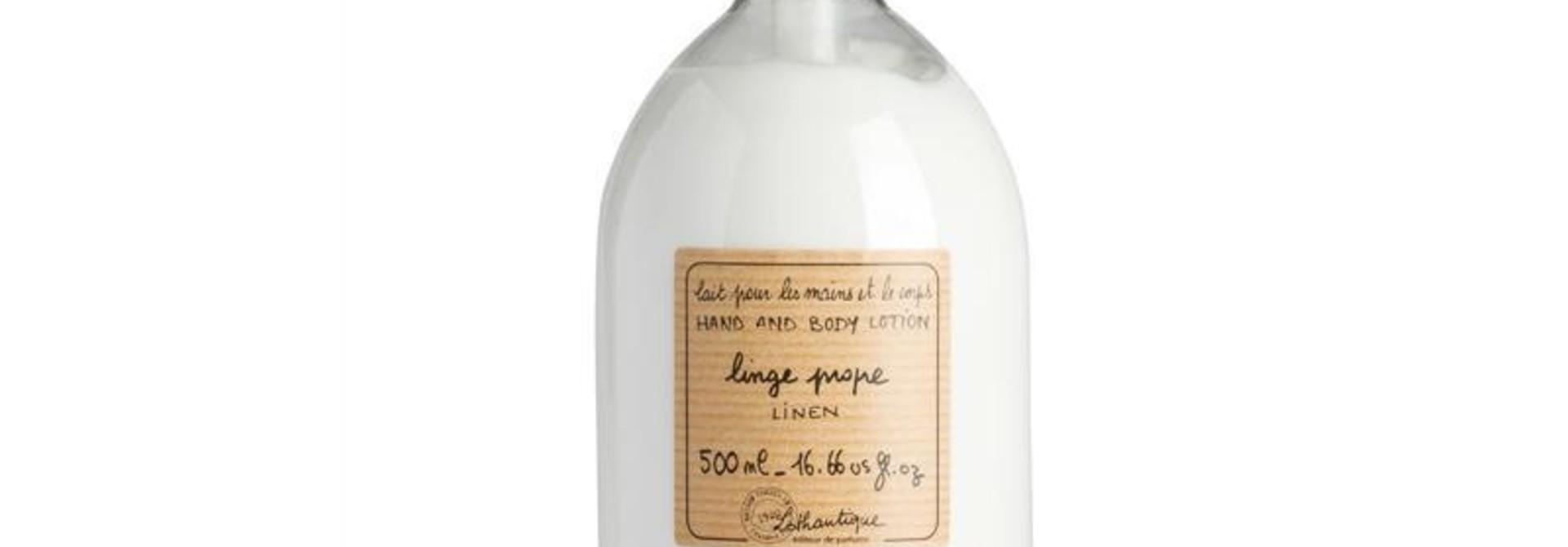 Linen - 500ml Hand & Body Lotion
