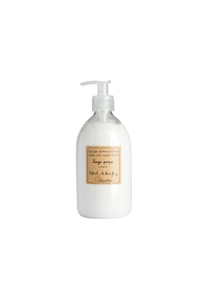 Linen - 500ml Hand & Body Lotion