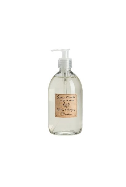 Milk - 500ml Liquid Soap