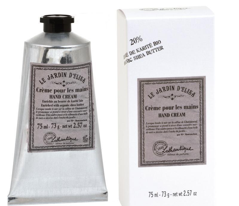 Le Jardin d'Elisa - 75ml Hand Cream-1