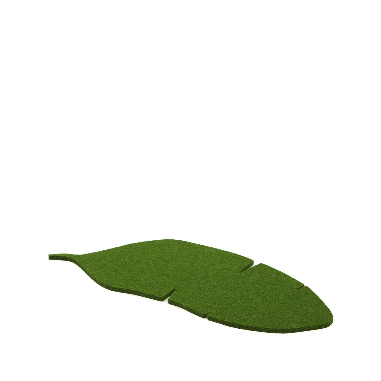 Banana Leaf Trivet - Loden Green-1
