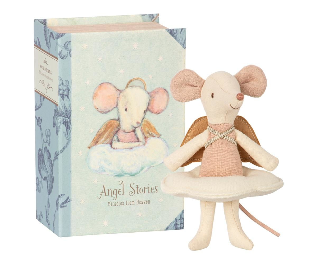 Angel Mouse - Big Sister in Book-1