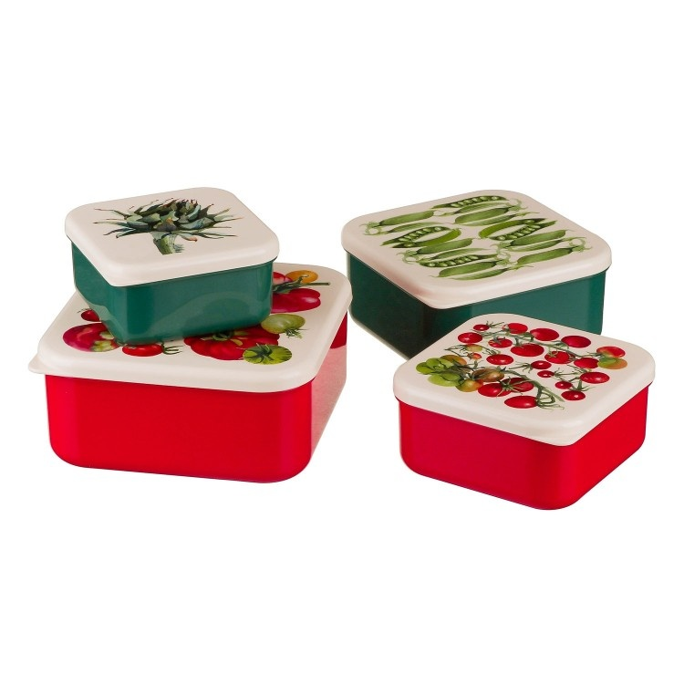 Vegetable Garden - Snack Set (4)-1