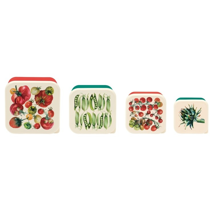 Vegetable Garden - Snack Set (4)-3