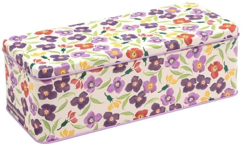 Wallflower - Long Rectangular Tin-1