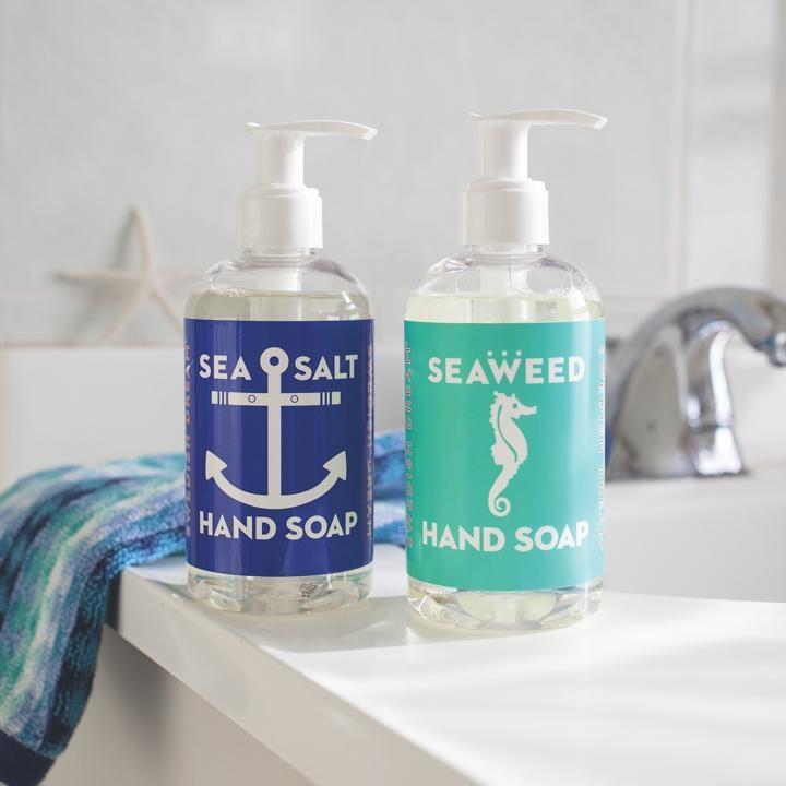 Swedish Dream - Sea Salt - Liquid Hand Soap-2