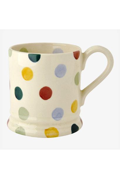 Polka Dot - 1/2 Pint Mug