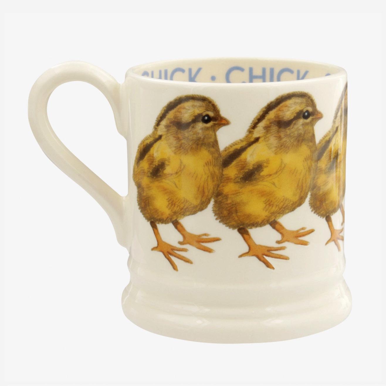Animals Chick - 1/2 Pint Mug-3