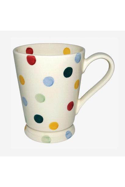 Polka Dot - Cocoa Mug