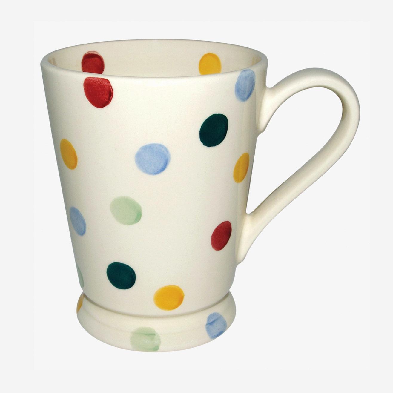 Polka Dot - Cocoa Mug-1
