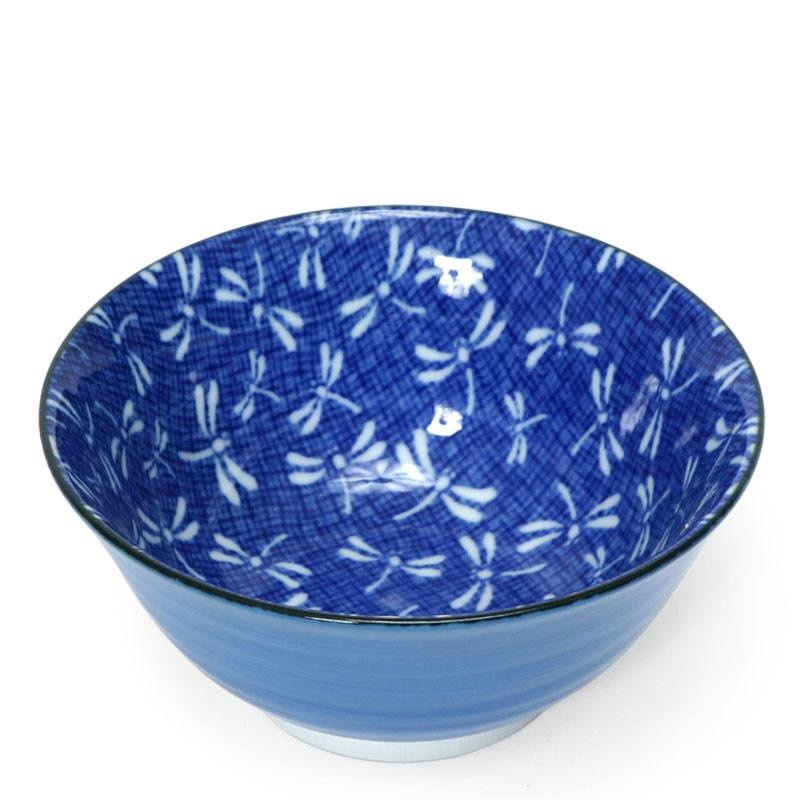 "Dragonfly 6"" Bowl-1"