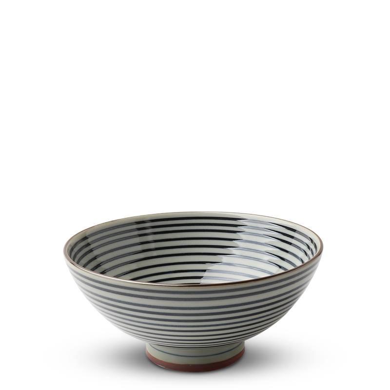 """Celadon Stripes 5.5"""" Rice Bowl-1"""