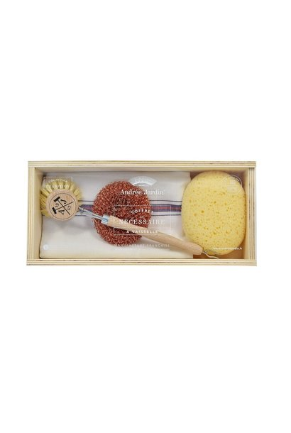 Andrée Jardin - Kitchen Cleaning Accessories Kit