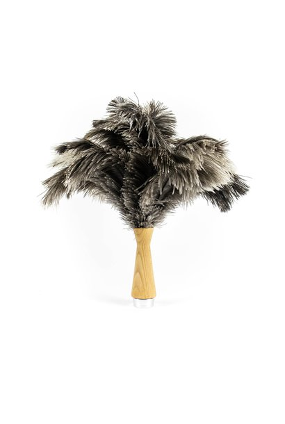 Andrée Jardin - French Ostrich Duster