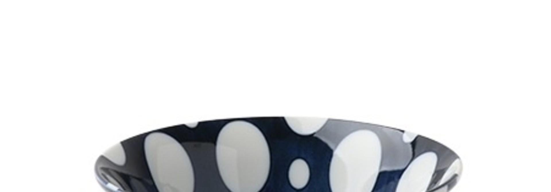 """White Dots 5.75"""" Bowl"""