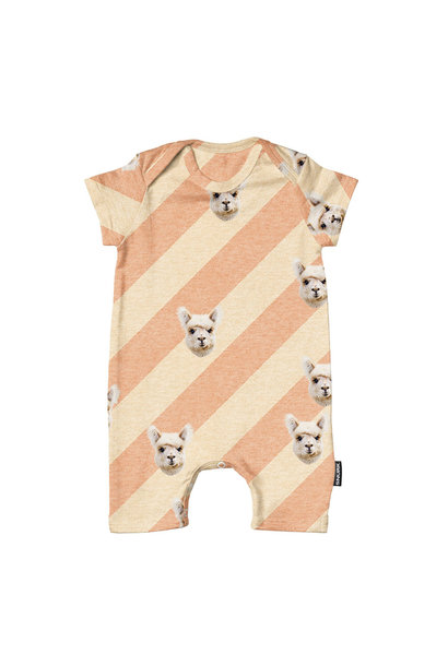 Alpacas Furreal Playsuit - Babies