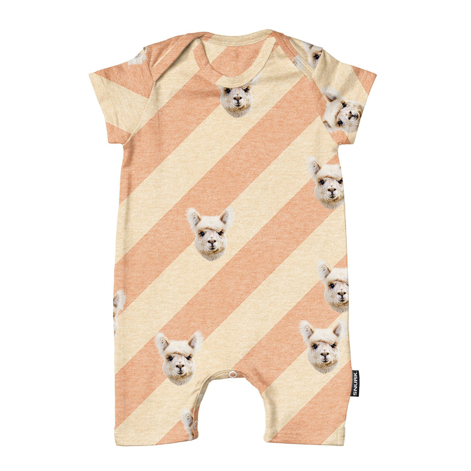 Alpacas Furreal Playsuit - Babies-1