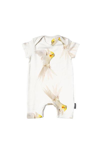 Pepe Bird Playsuit - Babies