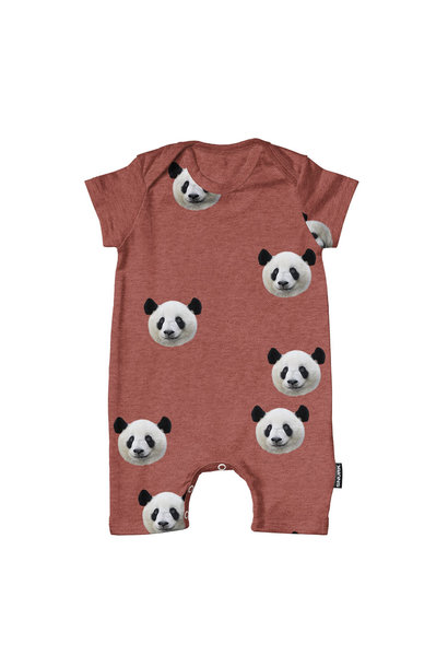 Lazy Panda - Infant Playsuit