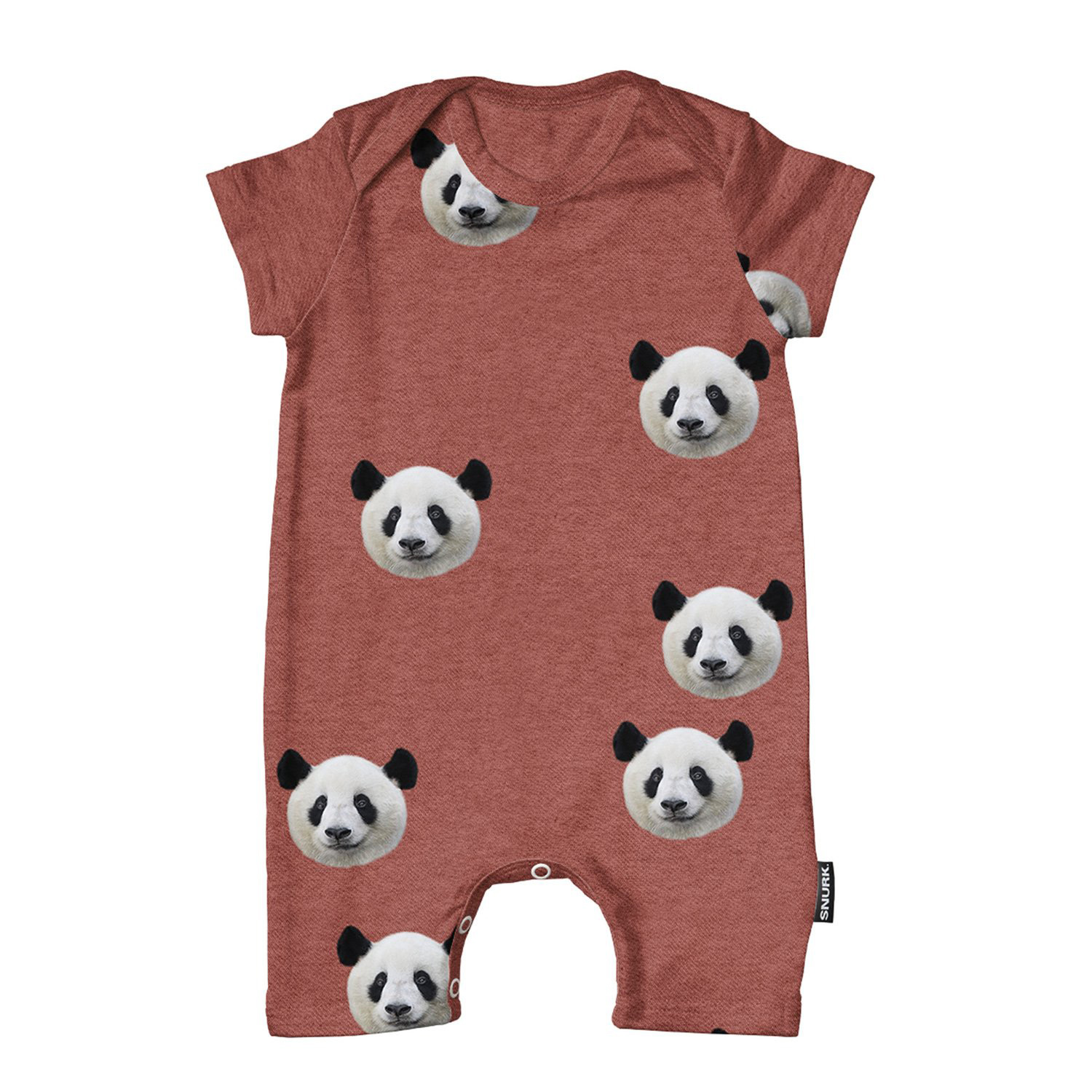 Lazy Panda - Infant Playsuit-1