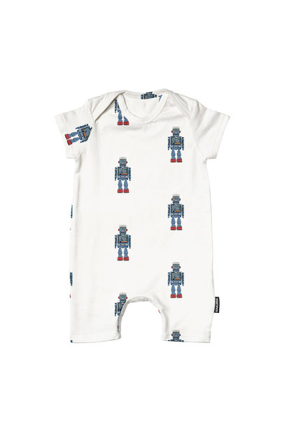 Robot - Infant Playsuit