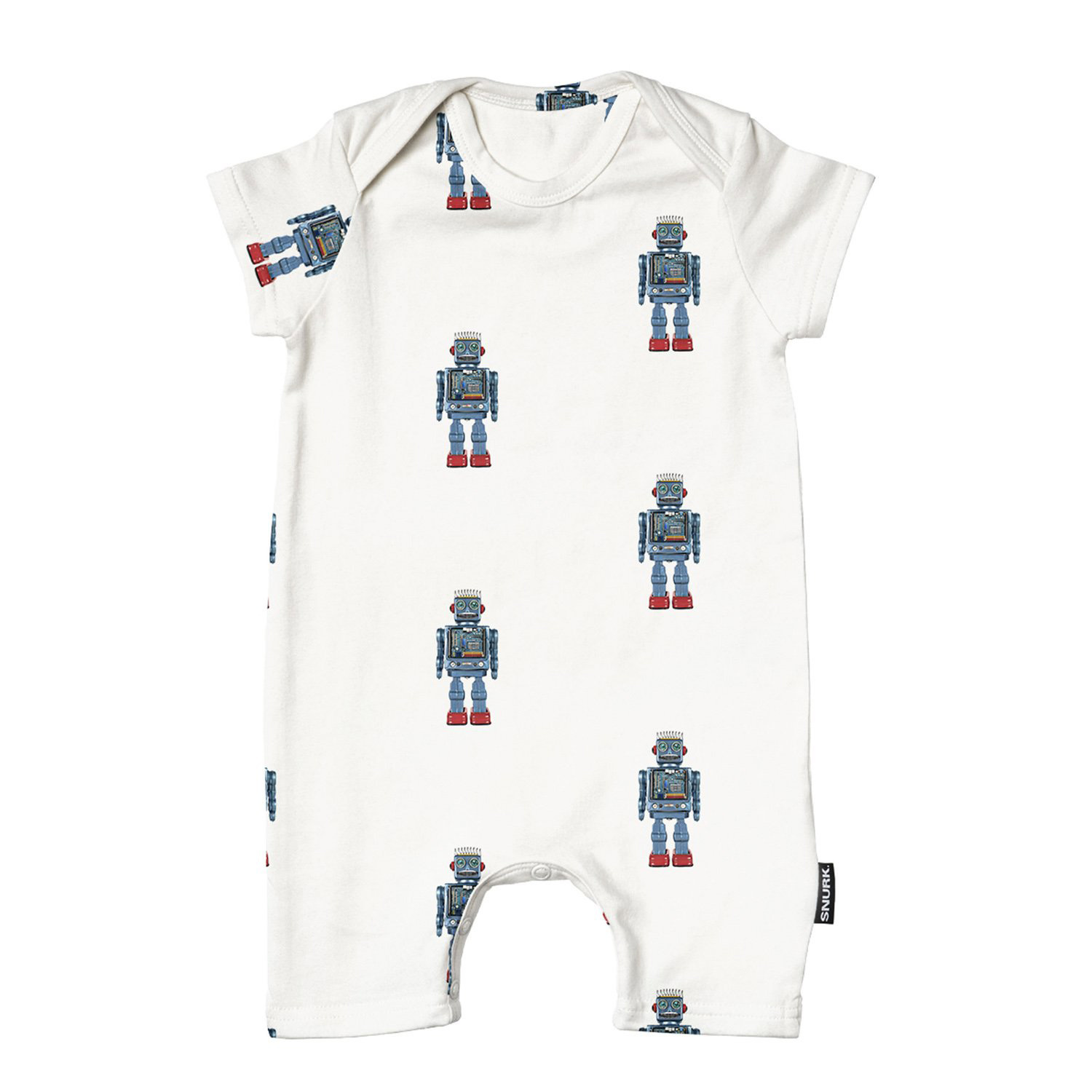 Robot - Infant Playsuit-1